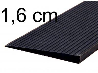 Türschwellenrampe 1,6 cm schwarz